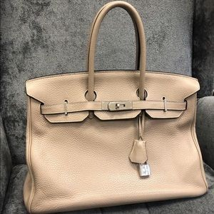 Hermès Birkin 35.FINAL PRICE